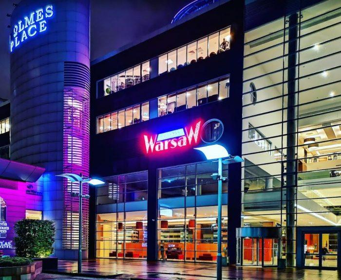 Casino Warsaw w Hiltonie