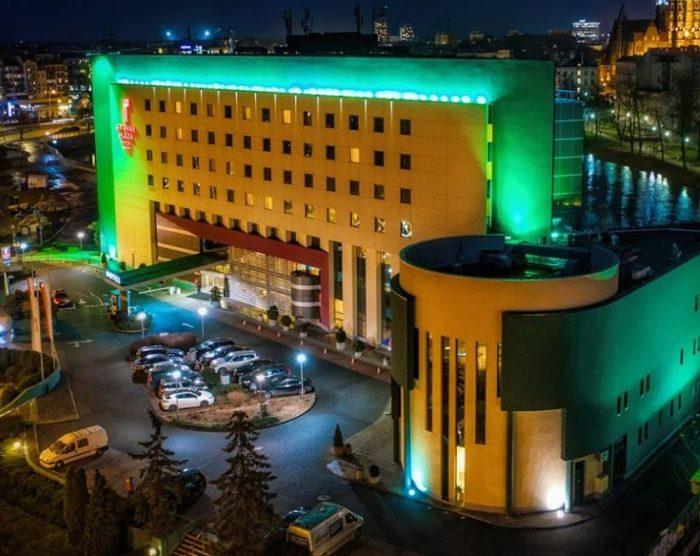 Hotel HP Park Plaza kasyno