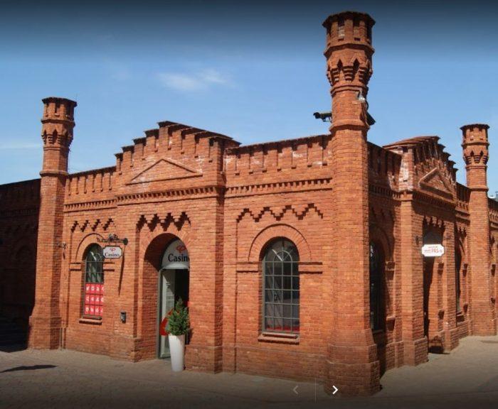 Kasyno Manufaktura, Łódź