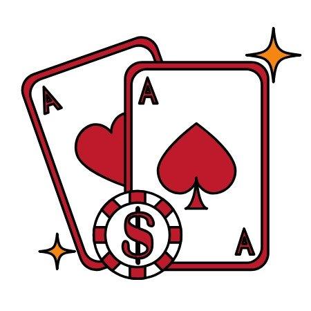 gra w karty w kasynie